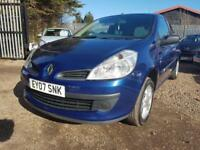 Renault Clio 1.5dCi 68 TomTom, Cambelt Done, £30 Tax Full Service History