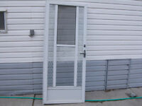 FOR SALE--SCREEN DOOR -HIGH--END