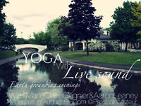 YOGA & MUSIC {MONDAYS IN AUGUST}