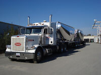 Driver for a Pneumatic tanker / West Kelowna