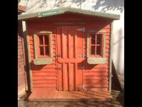 6x4 play house *free delivery