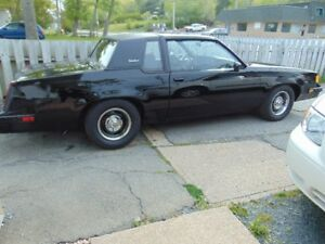 87 Olds Cutlass Supreme