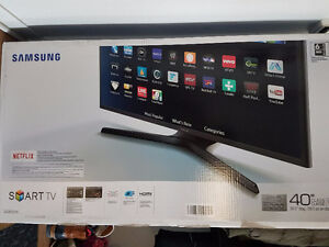 "BRAND NEW- Samsung 40"" LED SMART TV"