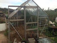 Greenhouse 8 X 6