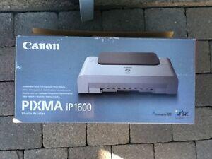 Cannon PIXMA iP 1600 Printer