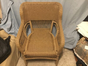 New wicker chairs 2