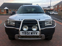 Land Rover Freelander 2.0 TD4 GS S WAGON (silver) 2002