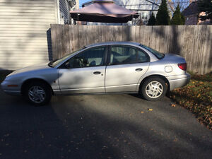 2002 Saturn SL Sedan $1500 OBO