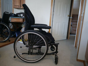 Motion Composites Helio c2 Wheelchair