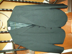 boys youth size 18 black dress blazer