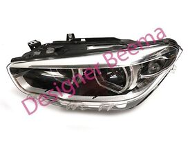 BMW 1' F20 F21 LCI LED AHL Adaptive Headlight -Left 7471345-01