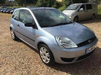 2005 Ford Fiesta 1.25 Style Climate 3dr