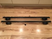 Halfords Adjustable Roof bars / Roof Rack