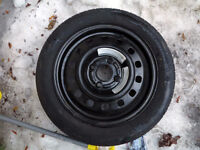 Ford Focus 2001 Spare tire