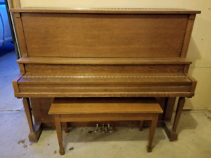 Beautiful Piano REDUCED PRICE