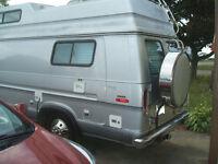 1991 ford e250 discover class b motorhome