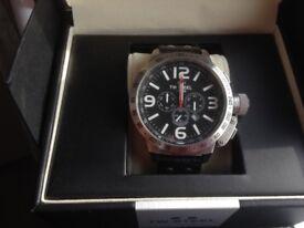 TW Steel 50mm Chronograph Watch