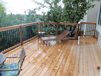 Your Frist Choice For Your New Deck/Fence
