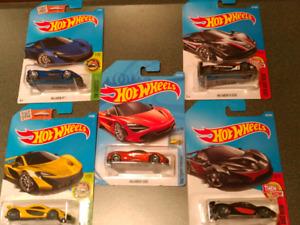 New Hotwheels McLaren series