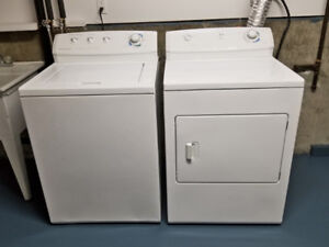 FRIDGIDAIRE/ELECTROLUX WASHER AND DRYER