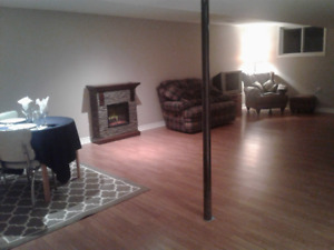 Basement Apartment in family home, Port Dover, Private Entrance