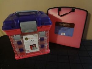 CRAFTERS STORAGE CONTAINERS-BRAND NEW