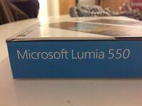 Lumia 550 mobile phone