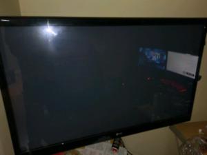 "LG 50"" HD Plasma TV - 50P-J550 Here"