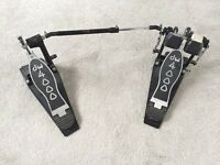 DW 4 double bass drum pedal