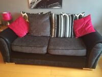 3 & 2 seater sofas 6 months old