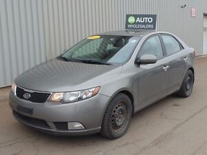 2011 Kia Forte 2.4L SX THIS WHOLESALE CAR WILL BE SOLD AS TRA...