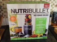 Nutribullet 600 series deluxe 14 set