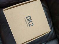 Oculus Rift DK2 + Leap Motion Controller