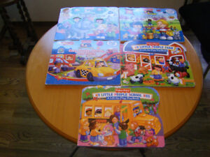 Fisher Price Toddler Books
