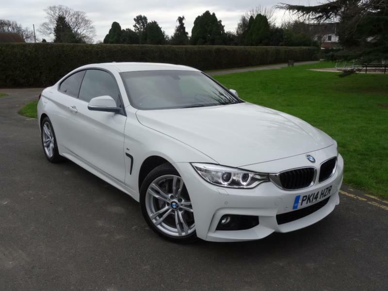 bmw 4 series 435d m sport xdrive coupe 2014 14 in ilford london gumtree. Black Bedroom Furniture Sets. Home Design Ideas