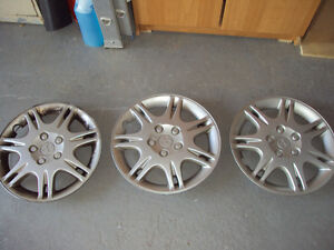 "15"" mitsubishi wheel covers"