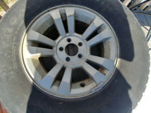 Kumho road venture at 265 75 r16 new price