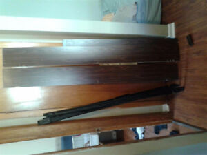 bed frame for double/queen 50 obo