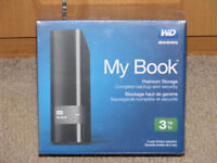 3 TB Hard Drive Loaded With Movies And Tv Shows!!