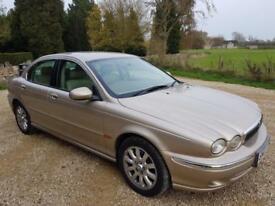 2002 Jaguar X-TYPE 2.5 V6 SE