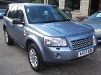 2007 07 Land Rover Freelander 2 2.2Td4 2007MY XS