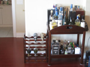 Liquor Bar &  Wine Rack
