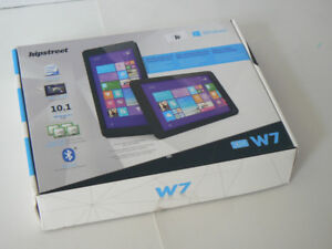 hipstreet 7inch Windows 10 tablet Quad Core HDMI with Dual camer