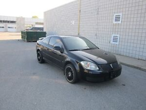 2007 Pontiac G5 Coupe. AUTO,CERTIFIED,ETESTED. 2 SETS OF TIRES