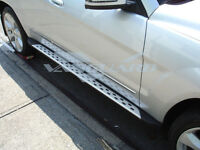 Running Boards for an Acura MDX
