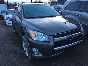 2011 Toyota RAV4 LIMITED just arrived at Pic N Save!