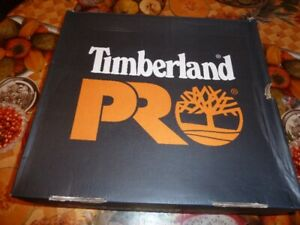 Timberland Pro Safety Boots size 10W (new) never worn