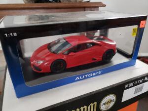 AUTOart Lamborghini Huracan 1/18 Die Cast Scale