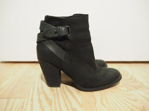 ALDO Ankle Boots (Rag and Bone inspired)