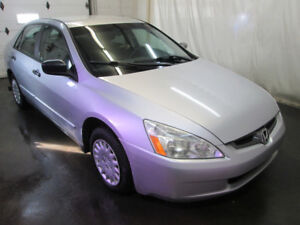 2004 Honda Accord DX ***GROUPE ÉLECTRIQUE, CRUISE***